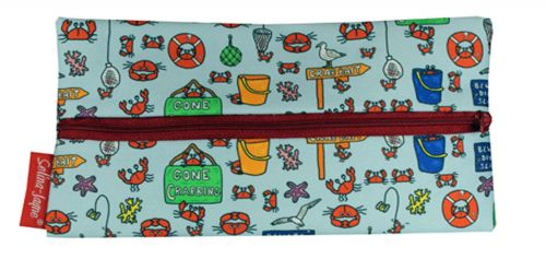 Selina-Jayne Gone Crabbing Limited Edition Designer Pencil Case